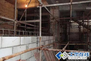 建筑施工必备知识:建筑工程施工全过程(图解)