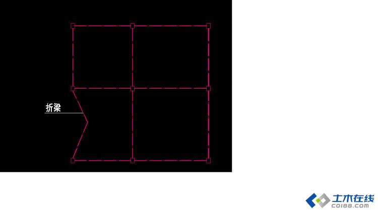 所属版块: 建筑结构  混凝土结构设计  立即查看 框架梁可以做折梁吗