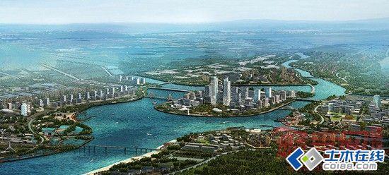 山东威海双岛湾科技城城市设计图片http://bbsfile