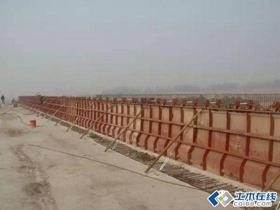 徐明钢筋混凝土防撞护栏施工方案
