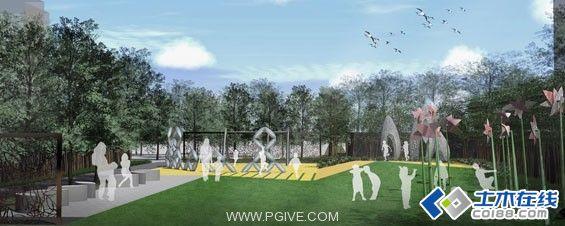 设计灵感来自广阔的稻田,标志着越南传统特色的田野景观的线性。设计将一系列充满活力的社区空间,通过一条安全可靠又方便易达的公共走廊联系起来。社区空间 - 线型的海滨公园,广场,社区游泳池,社区公园及儿童游乐场地等元素联系整合,架构出统一的社区公共空间系统,将越南传统的水稻梯田景观成功演绎于此。