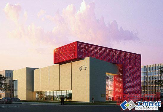 格格创意产业园博物馆实景图展示高清图片