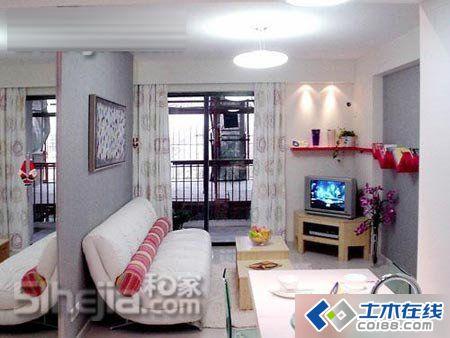 3万精装修两室一厅小户型婚房-3万精装两室一厅小户型婚房