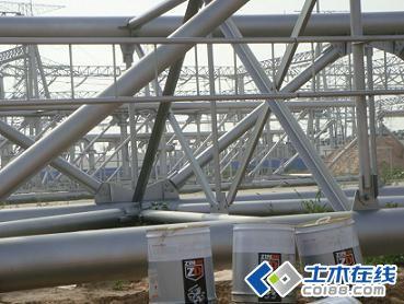 关于钢结构表面喷铝喷锌防腐原理分析图片http://bbs