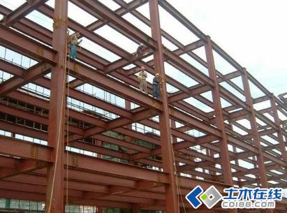 钢结构安装流程