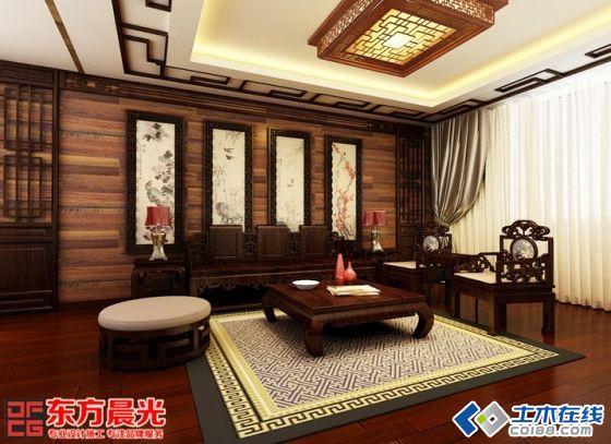 别墅设计图   中式别墅设计   中式装修设计   中式装修别