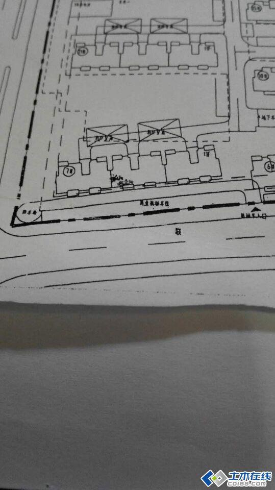 小區停車位設計規范