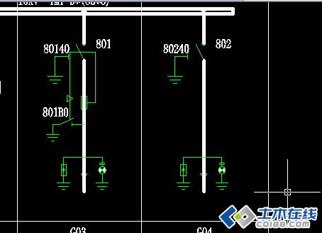 就是两台高压出线柜都接315kva的变压器