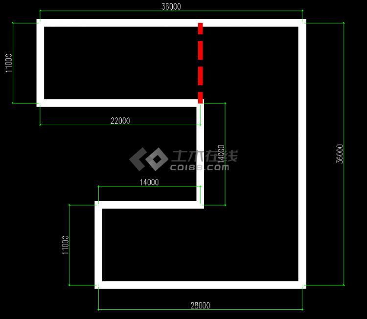 框架结构变形缝间距