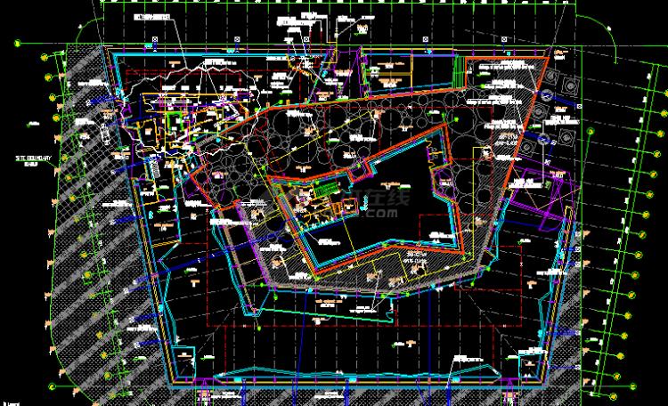 建筑平面图的画法