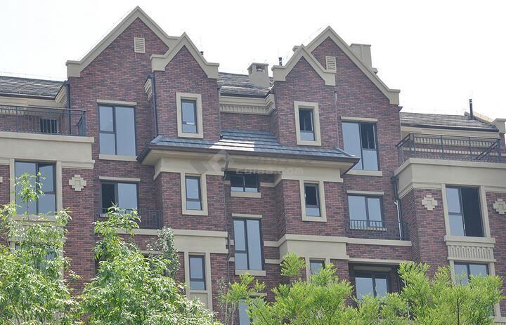 別墅外墻瓷磚顏色搭配有哪些技巧