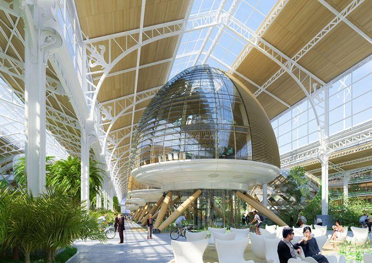 """【建筑新闻】建筑师创造""""天空别墅"""",高100米的""""垂直森林""""住宅"""