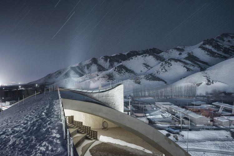 008-DongZhuang-Building-Museum-of-Western-Regions-Xinjiang-Wind-Architectural-De.jpg