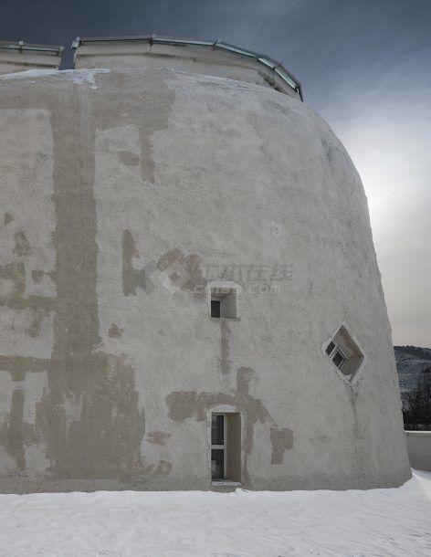 013-DongZhuang-Building-Museum-of-Western-Regions-Xinjiang-Wind-Architectural-De.jpg