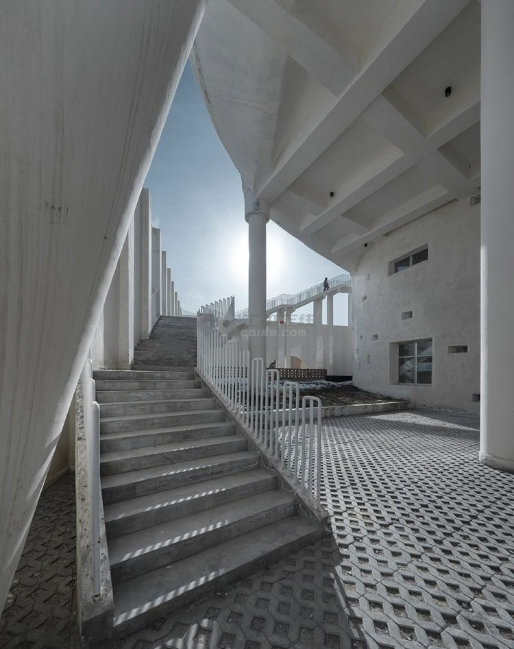 017-DongZhuang-Building-Museum-of-Western-Regions-Xinjiang-Wind-Architectural-De.jpg