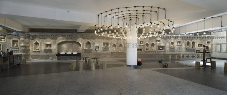 021-DongZhuang-Building-Museum-of-Western-Regions-Xinjiang-Wind-Architectural-De.jpg