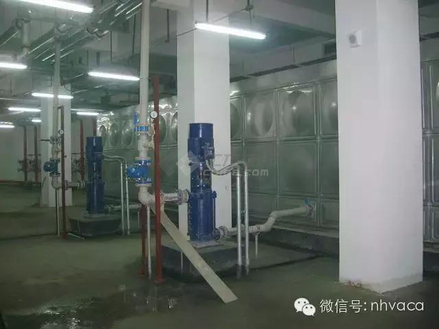分享:中央空调施工