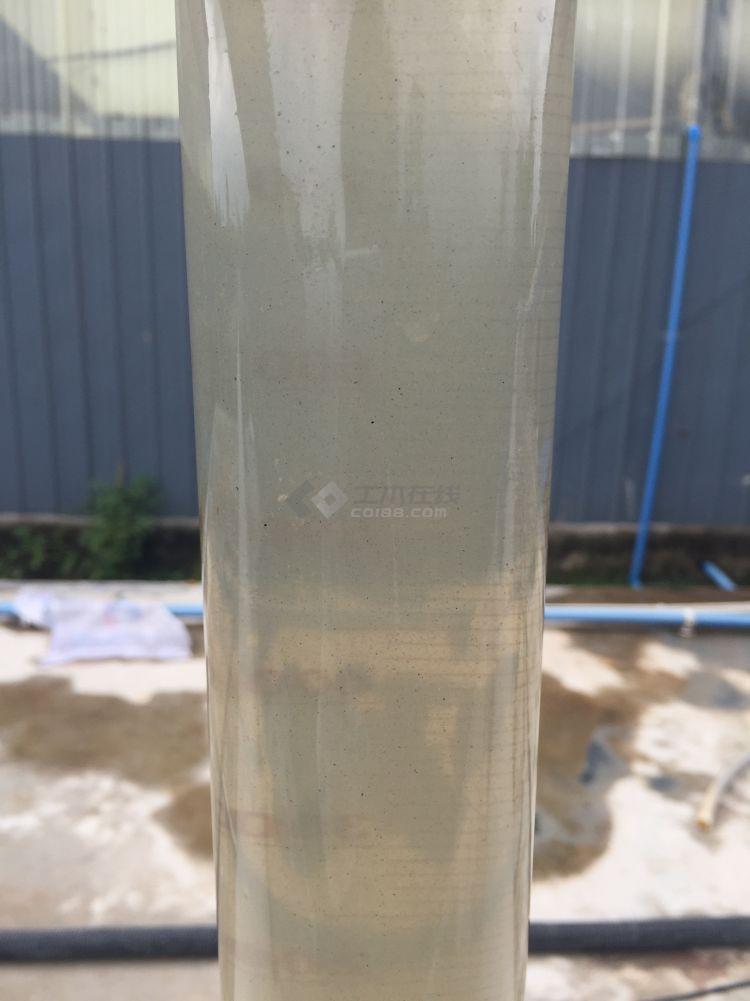 接触氧化池上清液