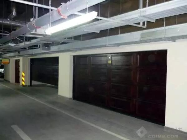 各类地下车库标准化设计总结