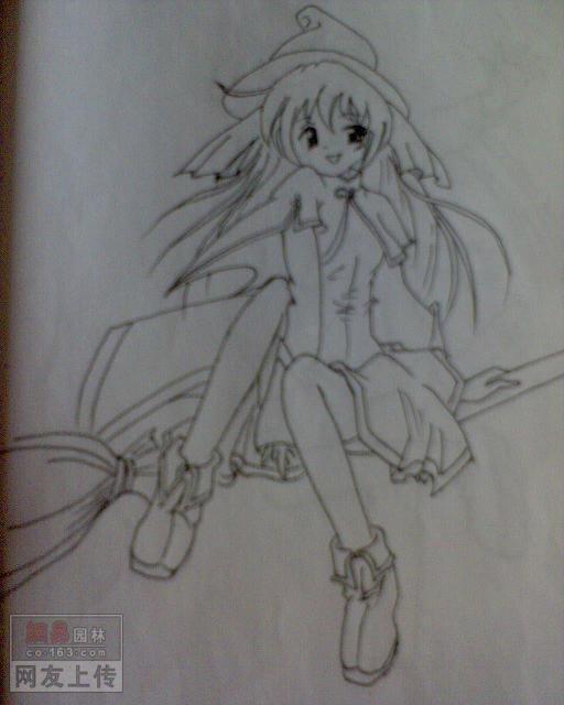 我的铅笔画