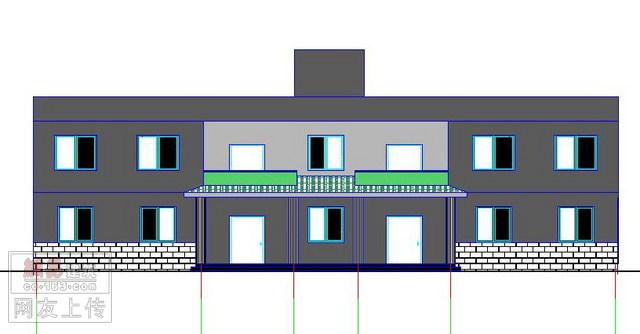 需求农村二 三层住宅图纸及效果图