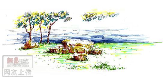 小区规划绿化景观设计