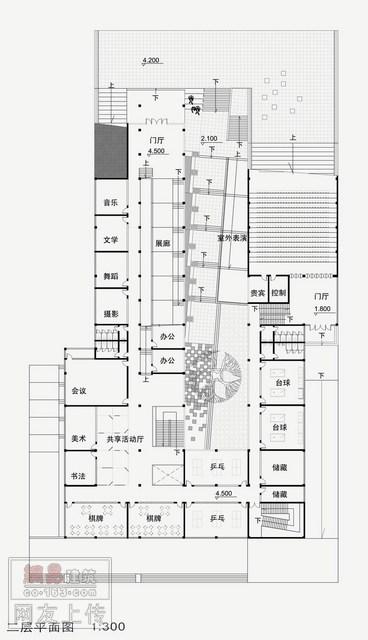 住宅小区规划手绘图