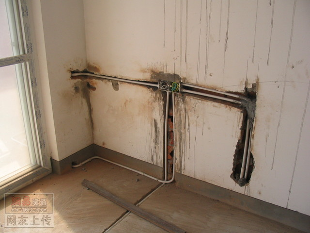 现场室内装修施工照片