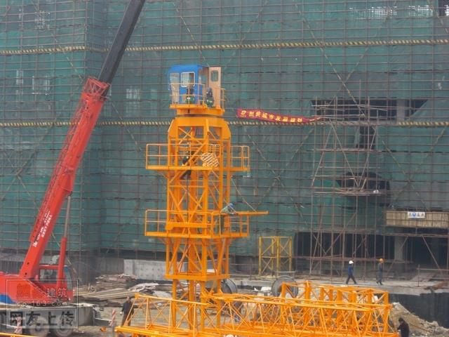 塔吊安装全过程