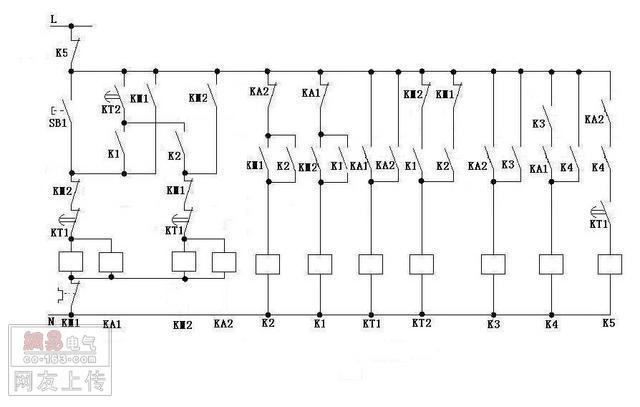 电机正反转电路图设计专题简介
