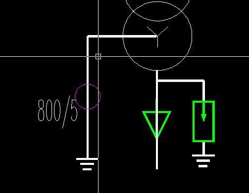 变压器星式中心点接地电流互感器有什么用