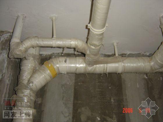 发几张卫生间排水的图片