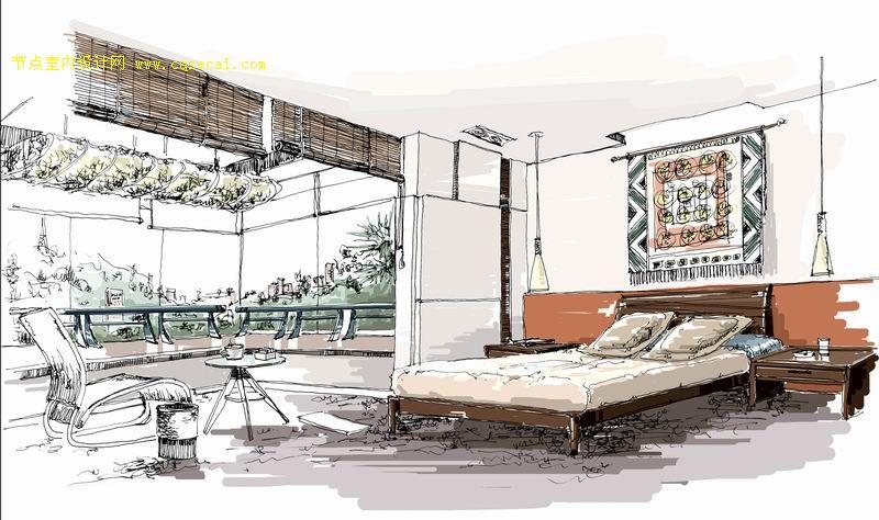 景观设计手绘,建筑设计手绘表现,如果你还想要什么手绘 ,请留言告诉我