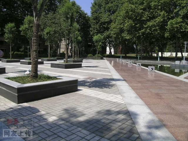 华中农业大学  -校园风景图片
