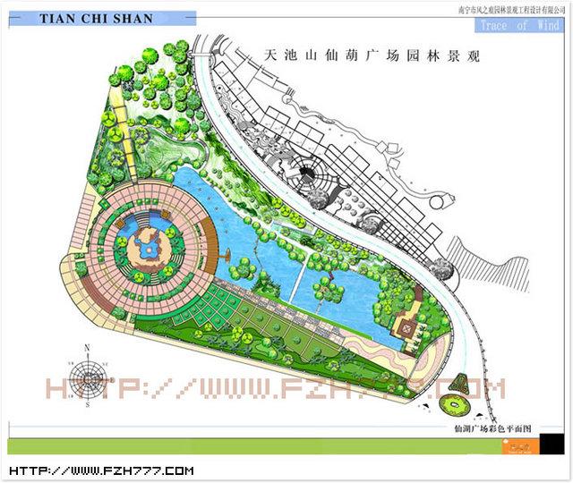 小庭院园林设计平面图