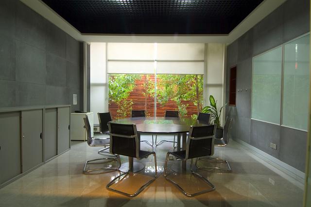 高档的办公楼效果图 精美 土木在线论坛
