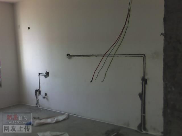 室内装修施工真实图片连载 土木在线论坛
