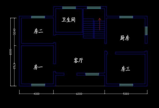 急求湖北农村二层楼房平面设计图及效果图 土