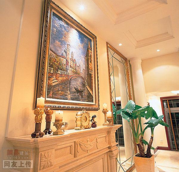 萧荷的风格别墅内部装修效果图片