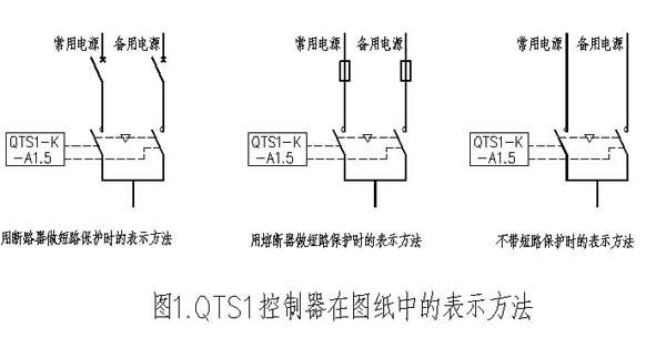 接触器在应急照明箱中做双电源切换的应用