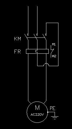 单相电机需要热继电器保护吗?