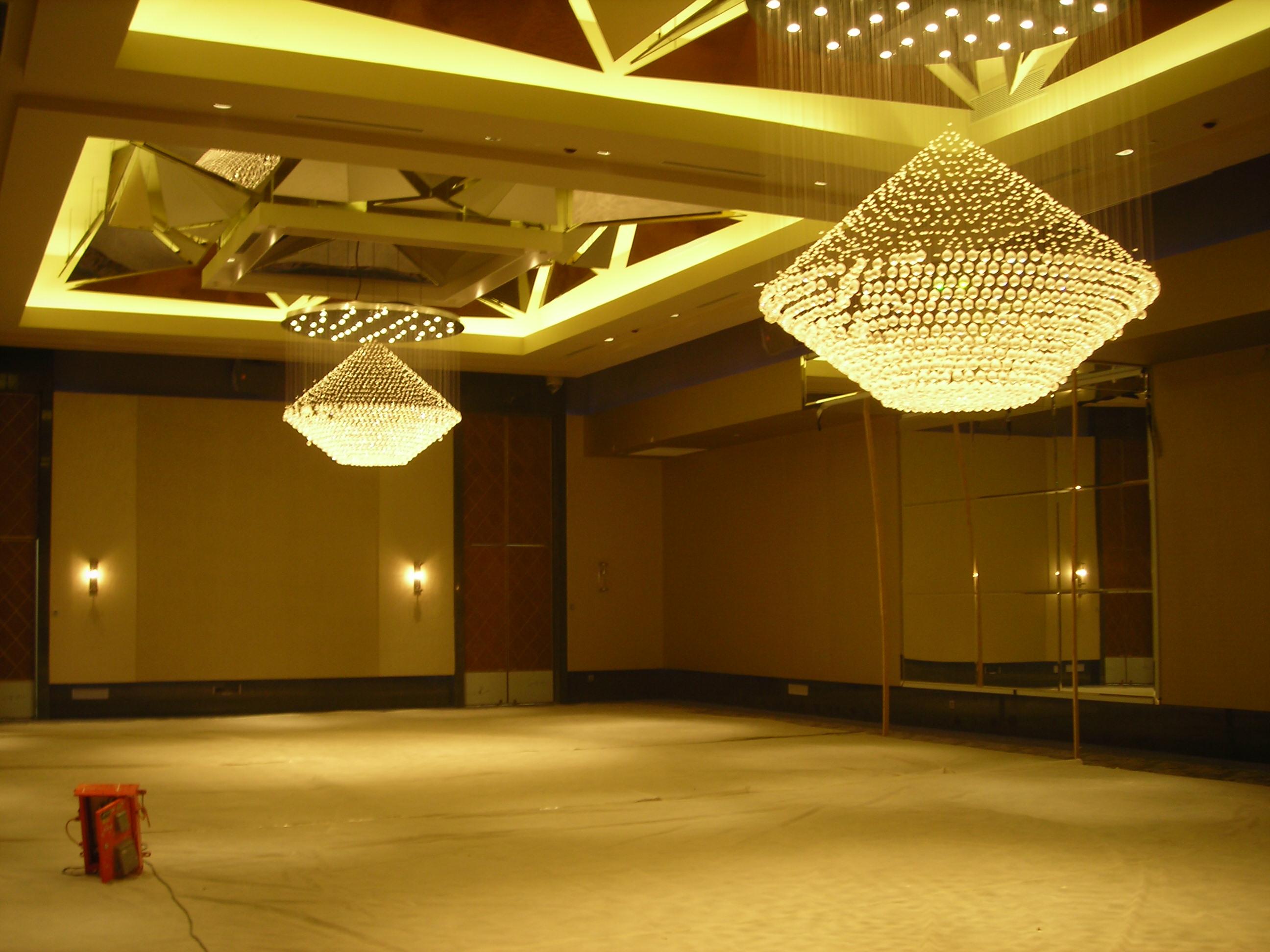 五星级酒店装修完工照片 土木在线论坛