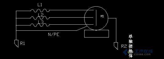 电路图符号接地