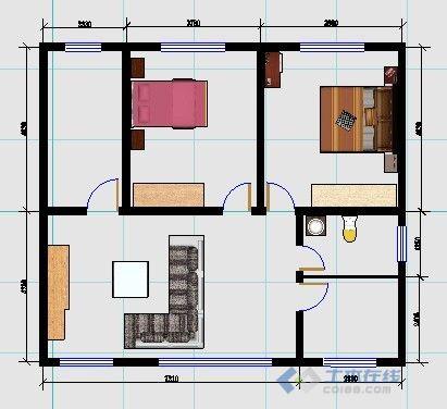 自家待建三层楼房,急求打桩设计问题图片1