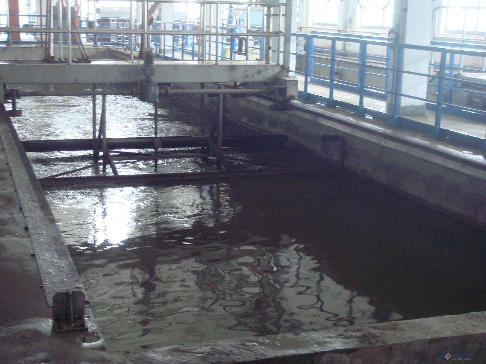 青岛市麦岛污水处理厂照片及其工艺简介