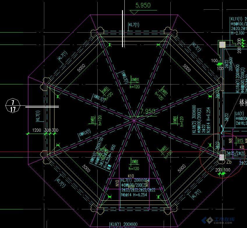带圆弧异形柱pkpm如何实现建模计算?