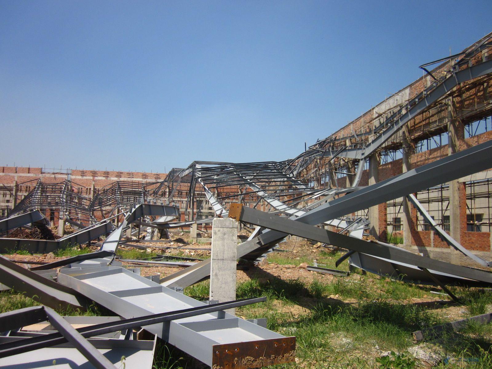 钢结构坍塌事故