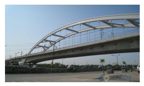 连续梁 拱桥施工技术