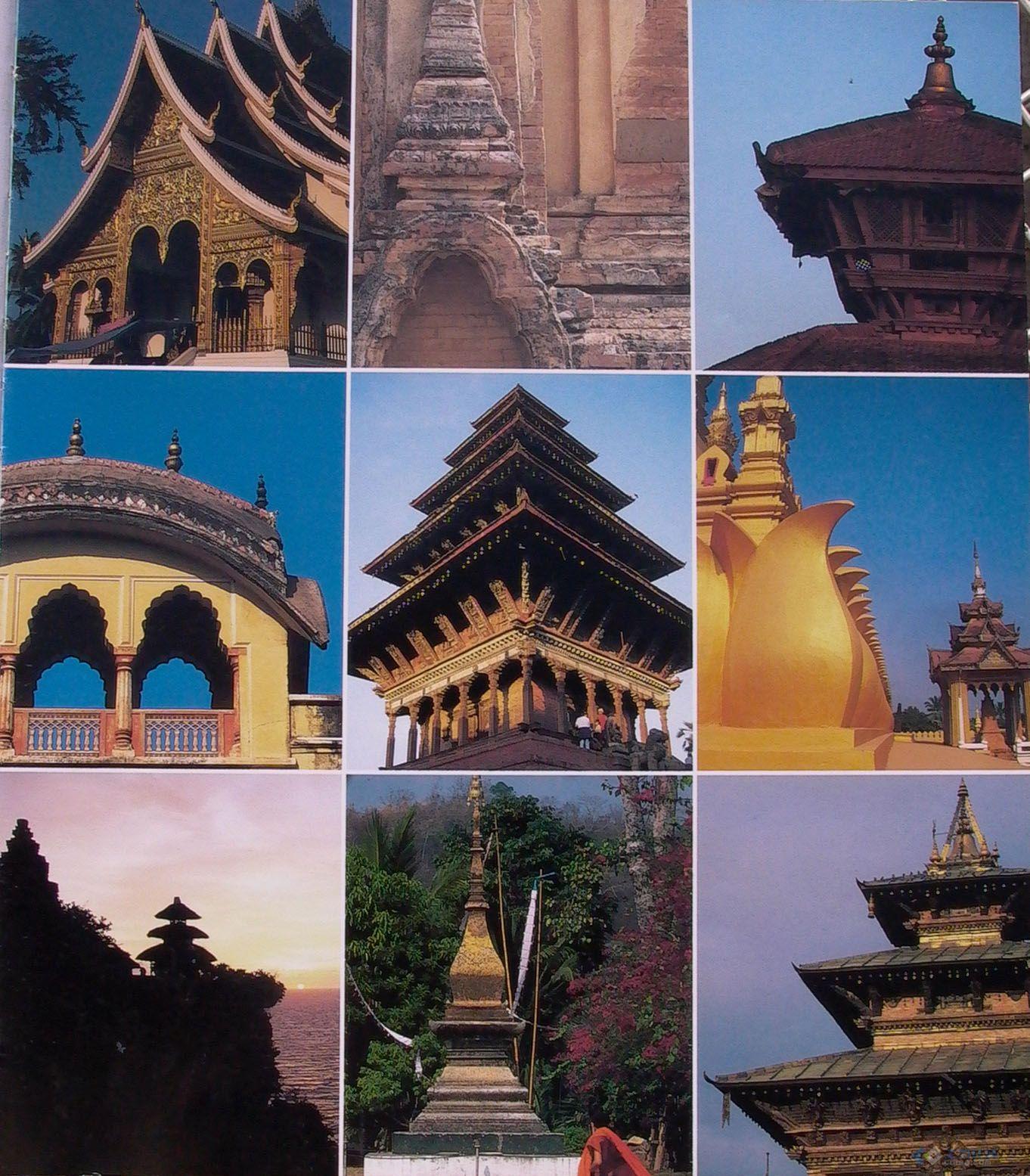 东南亚风格景观图片系列 8