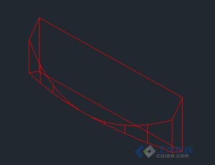 助 怎样将弧面展开成为平面,以便车间实际放样图片